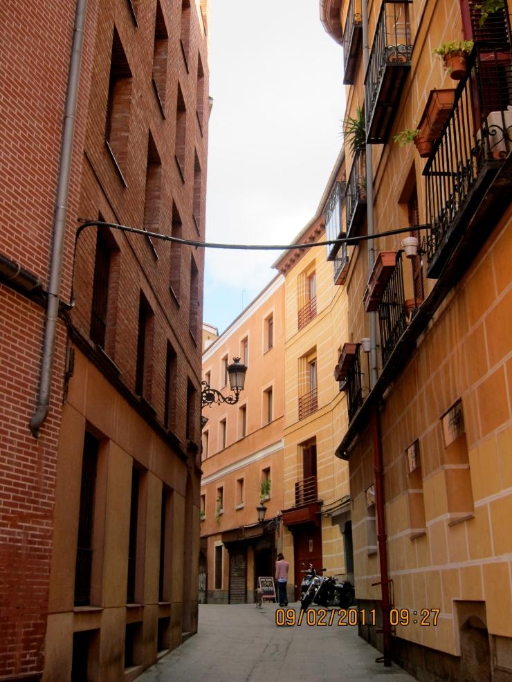 """Calle De La Pasa"""