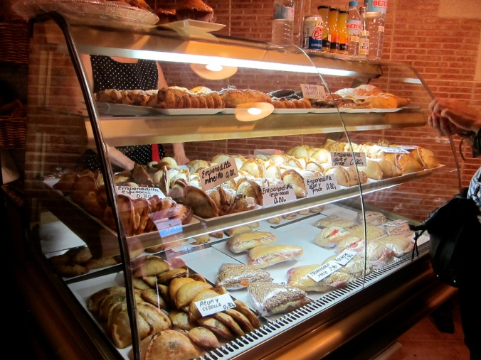 Panaderia in Madrid